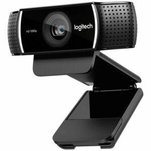 Buy Logitech C922 Pro Stream Webcam 1080P Camera at best price in Qatar.