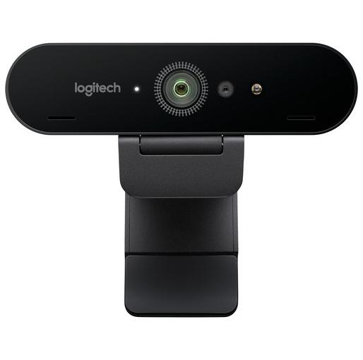 Buy Logitech BRIO Ultra HD Pro Webcam at best price in Qatar.