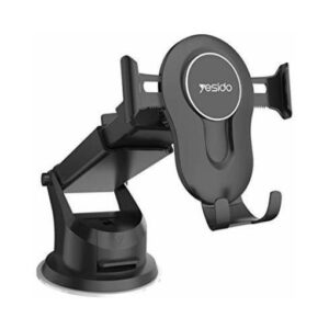 Buy Yesido C44 Gravity Car Holder - Black at best price in Qatar.
