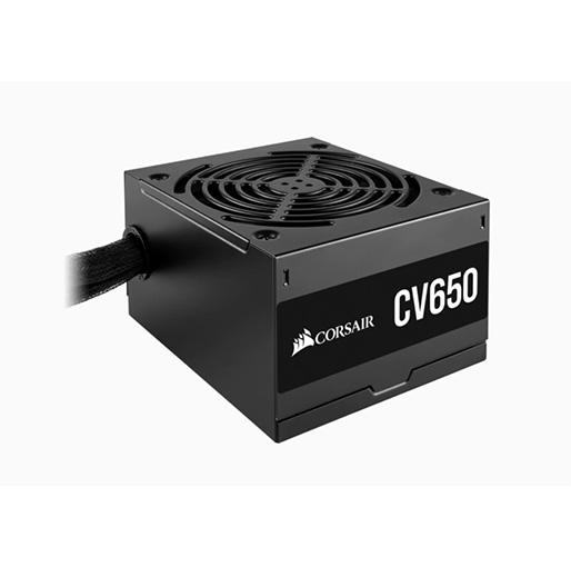 Buy CORSAIR CV Series CV650 CP-9020211-NA 650W ATX12V 80 PLUS BRONZE Certified Non-Modular Power Supply at best price in Qatar.
