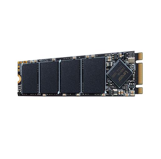Lexar NM100 M.2-2280 512GB SATA III Solid State Drive