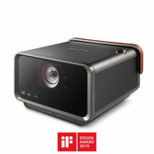 Buy ViewSonic X10-4K True 4K UHD Short Throw LED Portable Smart Home Theater Projector in Qatar