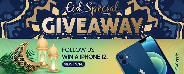 free iphone 12 giveaway in qatar
