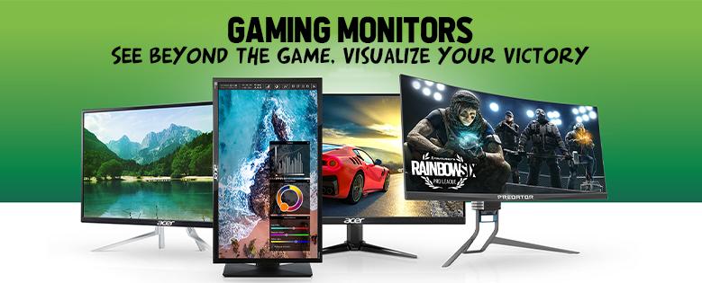 gaming monitors best price in qatar