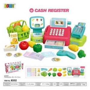 Buy Bowa Cash Register Children's Toys 8352 at best price in Qatar.