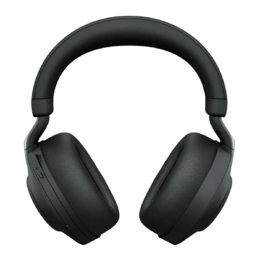 Buy Jabra Evolve2 85 Wireless PC Headset – Noise Cancelling UC Certified Stereo Headphones With Long-Lasting Battery – USB-C Bluetooth Adapter at best price in Qatar.