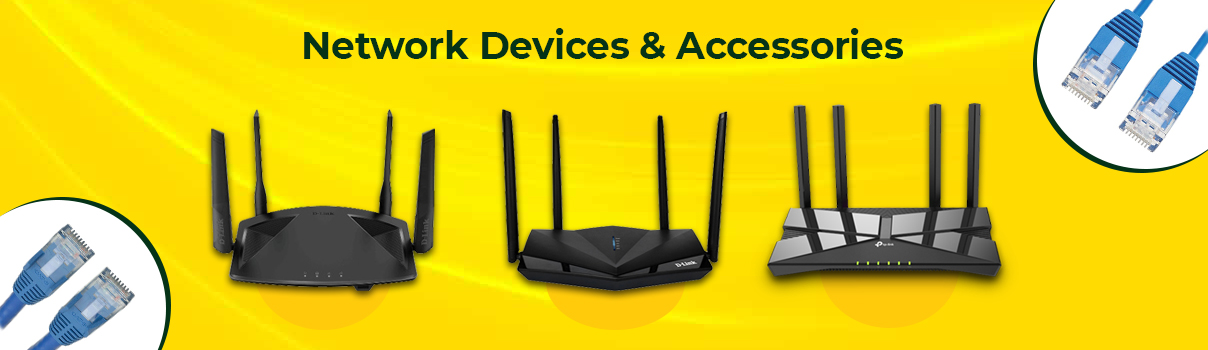 Buy Networking Devices and Networking Accessories Online in Qatar