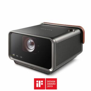 Buy Viewsonic X10-4K 4K UHD Short Throw Portable Smart LED Projectorat best price in Qatar.