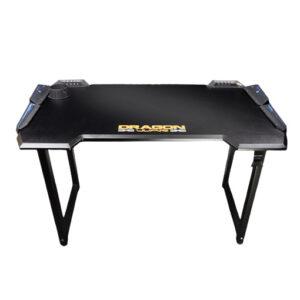 Buy Dragon War GT-005 LED Gaming Desk - Black at best price in Qatar.