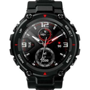 Buy Amazfit T-Rex Rock Smart Watch - Black at best price in Qatar.