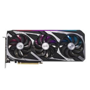 Buy Asus ROG Strix STRIX-RTX3060-O12G GeForce RTX 3060 OC Edition 12GB GDDR6, 192bit, PCI Express 4.0, NVIDIA® GeForce RTX™ 3060, Graphic Card at best price in Qatar.