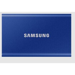 Buy Samsung Portable SSD T7 1TB -Indigo Blue at best price in Qatar.