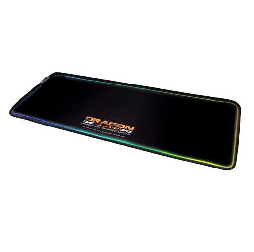 Dragon War GP-010 RGB light effect Gaming Mouse Pad