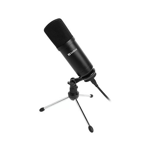 Sandberg Streamer USB Gaming Microphone