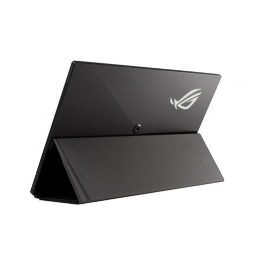 "ASUS ROG Strix XG17AHP 17.3"" Portable Gaming Monitor, 1080P Full HD, IPS, 240Hz (Supports 144Hz), Adaptive-Sync, Eye Care, Micro-HDMI USB-C, ROG Tripod, Carrying Bag, 3 Hour Battery Life"
