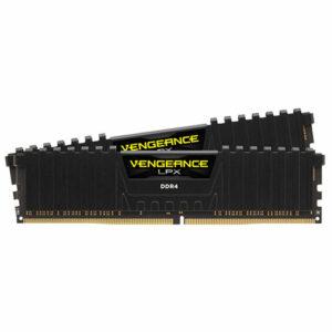 Corsair Vengeance LPX 16GB (2 X 8GB) DDR4 3200 (PC4-25600) C16 1.35V Desktop Memory