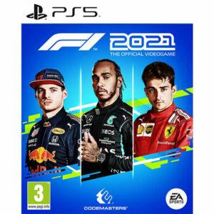 Buy F1 2021 PS5 in Qatar