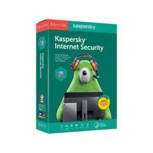 Kaspersky Internet Security 2020 3+1 device 1 year