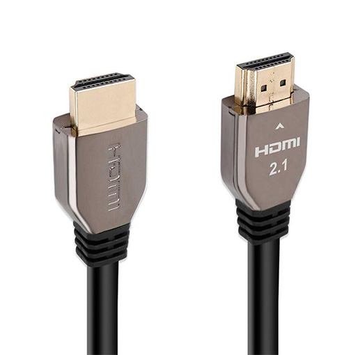 Buy Promate Ultra HD High Speed 8K HDMI 2.1 Audio Video Cable at best price in Qatar.