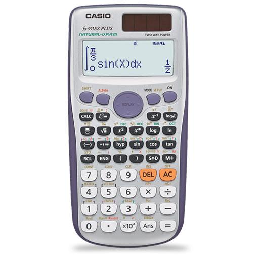 Buy Casio fx-991ES PLUS Scientific Calculator at best price in Qatar.