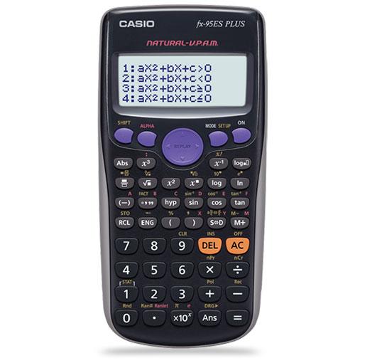 Buy Casio fx-95ES PLUS Scientific Calculator at best price in Qatar.