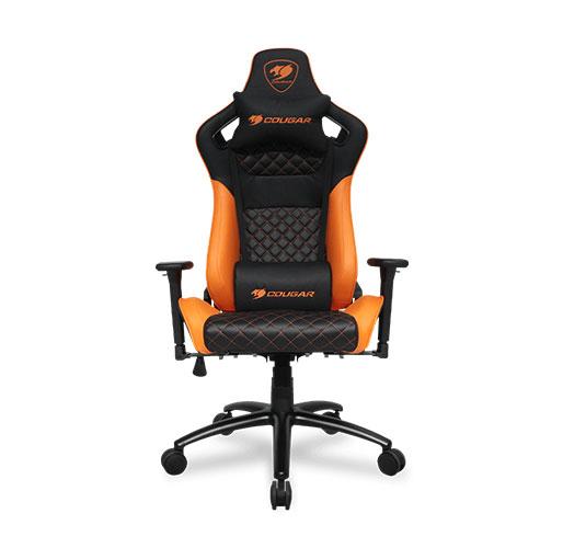 Cougar Explore S Gaming Chair - Orange