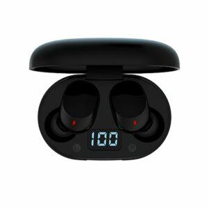 Devia Joy A6 series TWS wireless earphone - Black