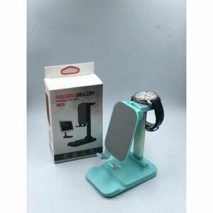 Buy Folding Desktop L-306 Phone Stand Table in Qatar