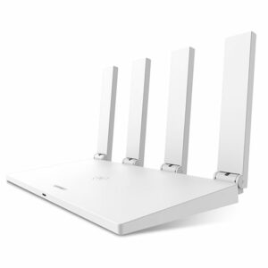HUAWEI WiFi WS5200 V3 - AC1300 Dual Band Gigabit Wi-Fi Router, 867 Mbps/5 GHz + 400 Mbps/2.4 GHz, Connects up to 64 Devices, Parental Control, Guest Wi-Fi