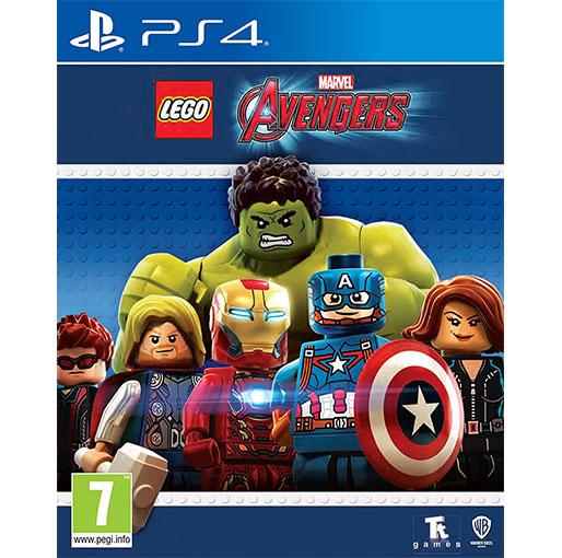 LEGO Marvel Avengers - PS4