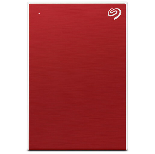 Buy Seagate 4TB One Touch USB 3.2 Gen 1 External Hard Drive -Red at best price in Qatar.