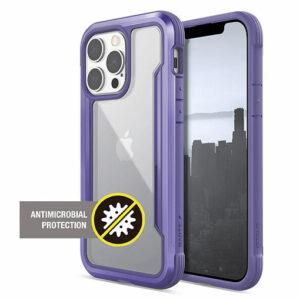Buy X-doria Raptic Shield Pro iPhone 13 (6.1) Anti Bacterial Case at best price in Qatar.