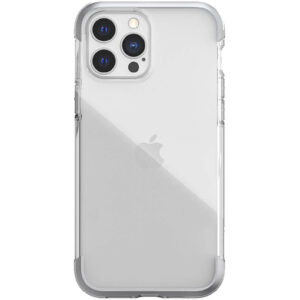 """Buy X-Doria Raptic Clear Case for iPhone 13 Pro Max (6.7"""") at best price in Qatar."""