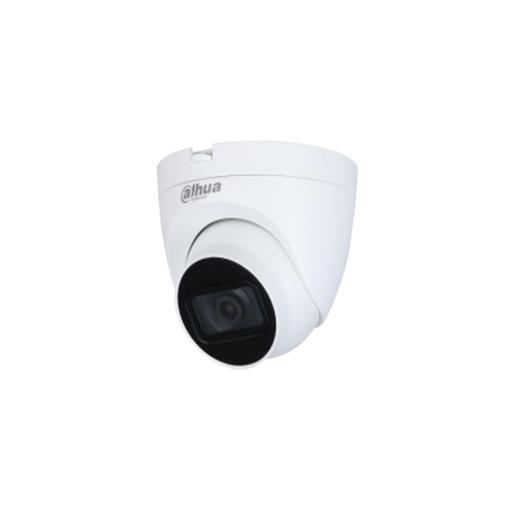 Buy Dahua HAC-HDW1500TRQ(-A) 5MP Starlight HDCVI Quick-to-install IR Eyeball Camera at best price in Qatar.