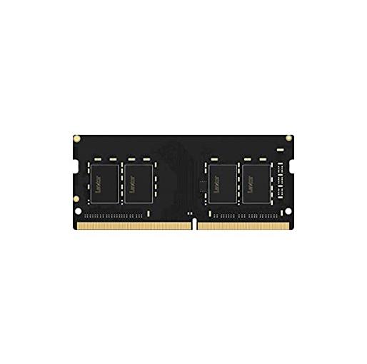 Buy Lexar 8GB DDR4 3200Mhz Laptop Memory at best price in Qatar.