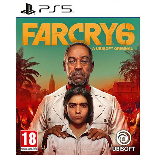 Buy Far Cry 6 PS5 at best price in Qatar.