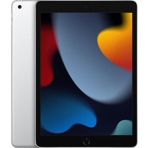 Apple 10.2 iPad 9th Gen, 64GB, Wi-Fi Only - Silver